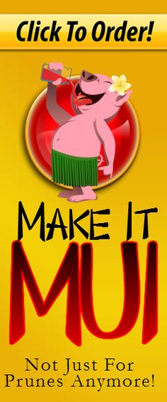 HAM so ONO, (and easy) you will  CRY!  Make It Mui