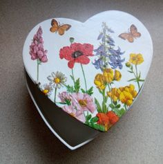 Flower Boxes, Wild Flowers, Decoupage, Plates, Tableware, Window Boxes, Licence Plates, Dishes, Dinnerware