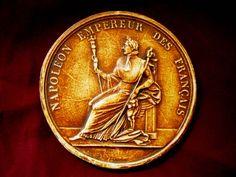Great Seal of Napoleon Bonaparte Emperor of France (Seal of 100 Days) 1815, obverse.jpg (640×480)