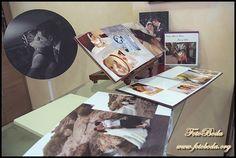 Libros de firmas, álbumes de PreBoda, PostBoda, de Boda, Ampliaciones, Fotografías en murales... Tenemos tantas cosas...!!!