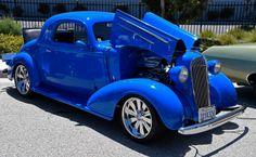 ◆1936 Chevy 3-Window Coupe Street Rod◆