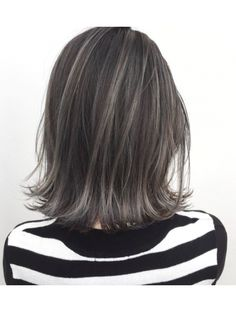 Long Wavy Ash-Brown Balayage - 20 Light Brown Hair Color Ideas for Your New Look - The Trending Hairstyle Blonde Pixie Cuts, Brown Blonde Hair, Best Hair Dye, Grey Wig, Silky Hair, Brown Hair Colors, Hair Highlights, Cool Hairstyles, Beautiful Hairstyles