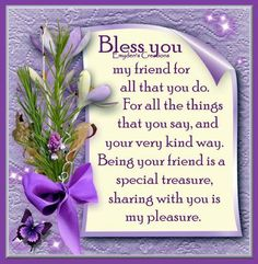 From my awesome sister, Shannon!! Much love and gentle hugs to her and all my awesome sisters!!