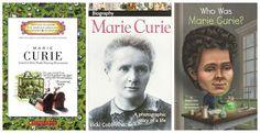 Marie Curie Women Scientists Books- Kid World Citizen