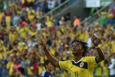 Las mejores imágenes del triunfo de Colombia | ELESPECTADOR.COM