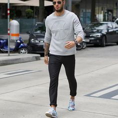 Casual relaxed style