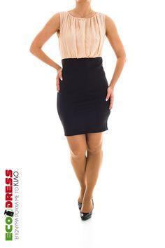 Φόρεμα Waist Skirt, High Waisted Skirt, Skirts, Fashion, Moda, High Waist Skirt, Fashion Styles, Skirt