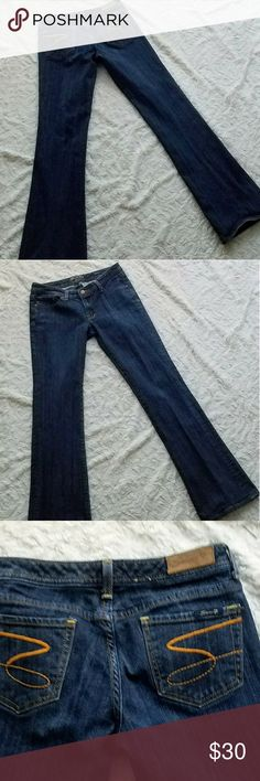 SEVEN7 JEANS Seven7 jeans Size 30 Flare Seven7 Jeans