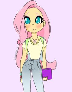 Fluttershy by Chibicmps on DeviantArt