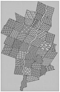 Upper Valley Fiber Crafts: The Upper Valley in Blackwork Blackwork Patterns, Needlepoint Patterns, Embroidery Patterns, Cross Stitch Patterns, Blackwork Cross Stitch, Blackwork Embroidery, Textiles, Vintage Cross Stitches, Work Inspiration