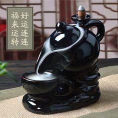 Novelty Teapot Incense Holder