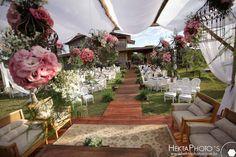 cerimonia rosa