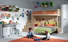 Amazing Shared Kids' Room Ideas
