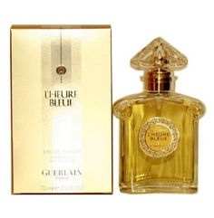L'Heure Bleue By Guerlain For Women. Eau De Parfum Spray 2.5 Oz. by Guerlain. $104.99. This item is not for sale in Catalina Island. Packaging for this product may vary from that shown in the image above. a floraVanilla, Carnation, Iris, Neroli Year Introduced 1912 Recommended Use evening. Save 10% Off!