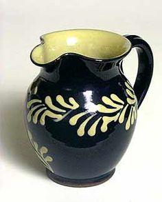Wetheriggs slipware jug Pottery Studio, Pottery Ideas, Crock, Pots, Boards, Ceramics, Ornaments, Country, Decoration