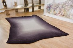 gradient rug