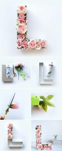 DIY Wanddeko