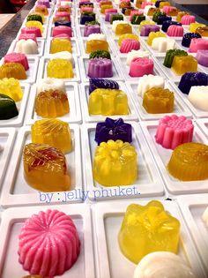 Fruit Jelly  by : jelly phuket