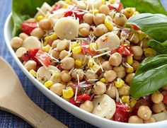 Fresh Salad Recipes | Home Made Simple #LiveWellSF
