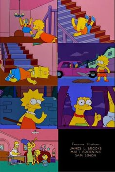 Another one of those weird Simpsons meme. Simpsons Meme, The Simpsons, Funny Cartoon Memes, Cartoon Fan, Funny Relatable Memes, Bart And Lisa Simpson, Cumpleaños Lady Bug, Parks And Rec Memes, Happy Tumblr