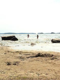 Long Beach Hamina, Finland Long Beach, Public, Ocean, Country, Places, Water, Travel, Outdoor, Finland