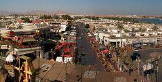 Бухта Наама-Бей в Египте Street View