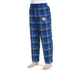 Ncaa Kentucky Wildcats Groundbreaker Big Men's Flannel Pant, 2XL, Blue