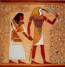 Deus Thor -No panteão dos deuses egípcios existiu o deus thot que devia gostar o suficiente dos homens para doar um papiro onde estavam registrados os segredos da Natureza, a generosidade de um deus