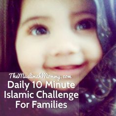 A great family challenge for Ramadan