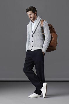 Fall 2014 Menswear - Bally