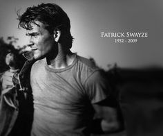 RIP...Patrick...this is how I will always remember you.