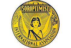 1930s Soroptimist Association Sign
