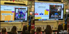 Kahootin' Round the Country - Part Two! Read how one teacher set up a Kahoot game to play over Google Hangout with classes around the country!