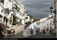 Mijas, Andalucía, Málaga, lugares