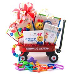 Baby Gift Baskets   BlueOrchidBaby.com: Baby gift baskets for everyone. Shower your child ...