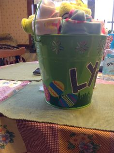 Easter bucket for my niece pic #1