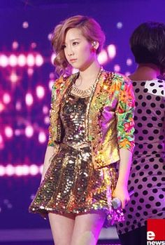 [Photo] SNSD′s Taetiseo Rocks the Doll Look at 2012 Dream Concert  #Taetiseo #SNSD #KPOP #Mnet