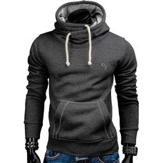 Check current price 2017 New Spring Autumn Hoodies Men Fashion Brand Pullover Solid Color Turtleneck Sportswear Sweatshirt Men'S Tracksuits Moleton just only $11.42 - 13.64 with free shipping worldwide  #hoodiessweatshirtsformen Plese click on picture to see our special price for you