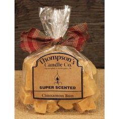 Thompson's Candle Co. Super Scented Crumbles 6 Oz. - Cinnamon Bun