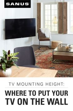 16 How To Pick And Install A Tv Mount Ideas Mounted Tv Mounting Tv
