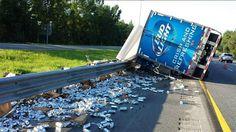 Bud Light Spill