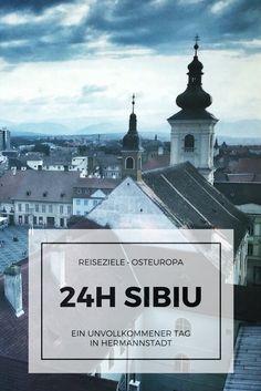 Eigentlich wollten wir nach einer ausgiebigen Erkundungstour in rumänischen Sibiu und dessen Umgebung erneut in Richtung Karpaten aufbrechen. Eigentlich. Morgens am Flughafen angekommen, existierte weder ein Sixt-Schalter noch unser reservierter Mietwagen. Was tun also mit einem verschwendeten Reisetag in Hermannstadt, wo wir gefühlt bereits alles gesehen hatten? Wir sammelten allerhand Material für einen unvollkommenen Sibiu Reisebericht.