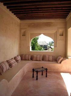 Perfect Indian Home Decor Ideas For Your Ordinary Home 27 Home Interior Design, Interior And Exterior, Interior Decorating, Earthship Home, Mud House, Village House Design, Adobe House, Earth Homes, Indian Home Decor