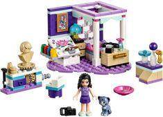 LEGO Friends Emma's Deluxe Bedroom 41342 Lego Creator Emma's Deluxe Bedroom 41342 Legos, Goat Toys, Lego Friends Sets, Lego Clones, Lego Bedroom, Buy Lego, Lego Design, Lego Creator, Lego Disney