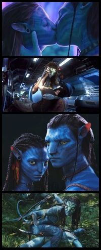 Jake & Neytiri one of the Best Sci-Fi Couple of all time