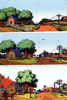 Robert Crumb's History of America - Part Two