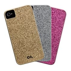 Sparkling style and slim-profile protection.