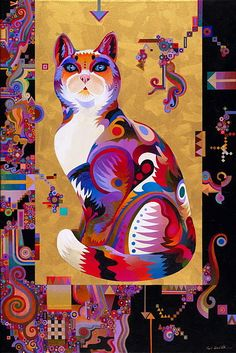 Pythagoras 'Cat by Bob Coonts. S)