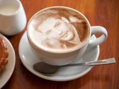 Want a lil Tom in your coffee this morning??  YES PLEASE!
