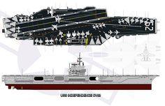USS Independence (CV 62)